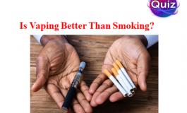 Είναι το άτμισμα καλύτερο απo το κάπνισμα;