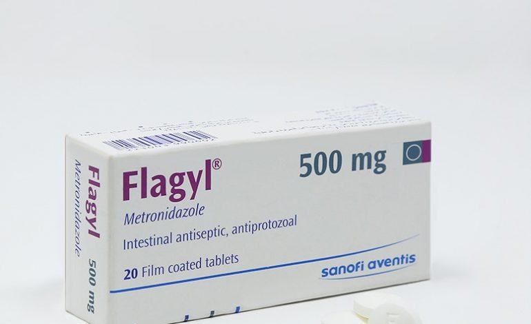 Flagyl – Μετρονιδαζόλη: Ενδείξεις, Αλληλεπιδράσεις, Παρενέργειες