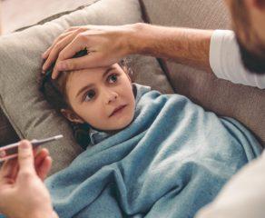 Πυρετός σε παιδί - Συμβουλές για τους γονείς