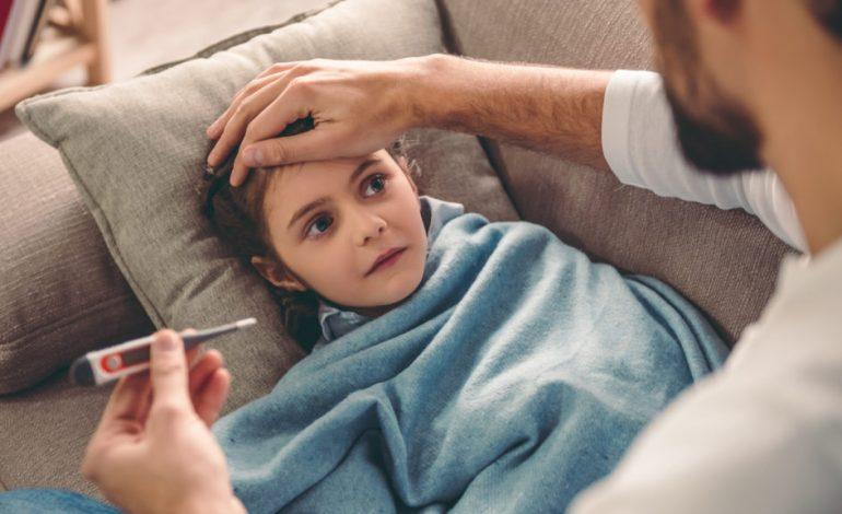Πυρετός σε παιδί – Συμβουλές για τους γονείς